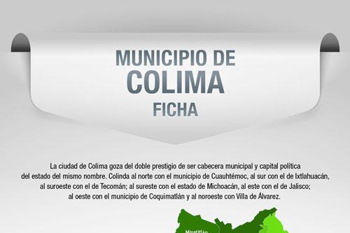 Municipio de Colima | Ficha